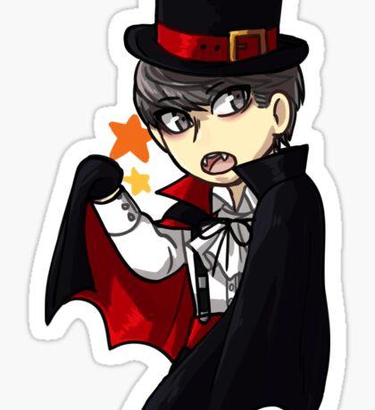 Halloween/Vampire Souji Sticker
