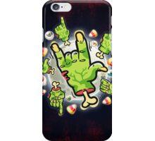 Cartoon Zombie Hands iPhone Case/Skin