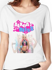 Alexa Bliss Women's Relaxed Fit T-Shirt