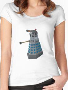 Dalek Women's Fitted Scoop T-Shirt