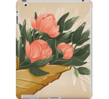 Peonies iPad Case/Skin