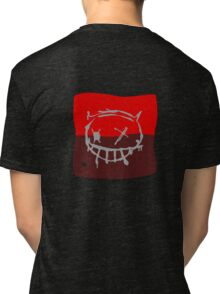 estampado wrench Tri-blend T-Shirt