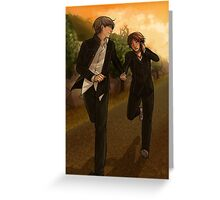 Souyo Painting Greeting Card