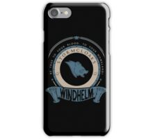 Stormcloaks - Windhelm iPhone Case/Skin