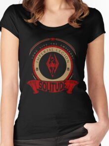 Imperial Legion - Solitude Women's Fitted Scoop T-Shirt