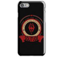 Imperial Legion - Solitude iPhone Case/Skin