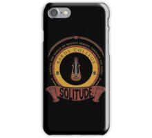 Bards College - Solitude iPhone Case/Skin