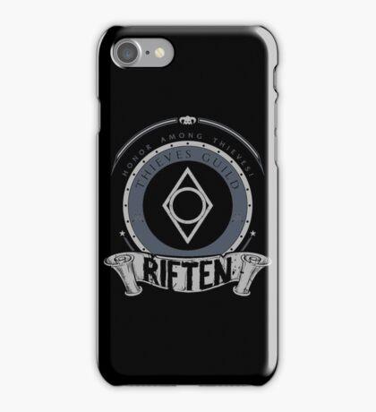 Thieves Guild - Riften iPhone Case/Skin
