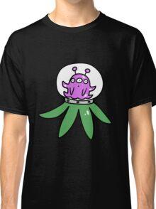 Purple Tentacle Alien Classic T-Shirt