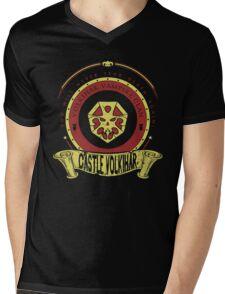 Volkihar Vampire Clan - Castle Volkihar Mens V-Neck T-Shirt