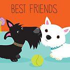 Best Friends by BonniePortraits