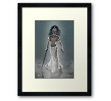 Princess D'zinne 1.0 Framed Print