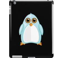 Baby Blue Penguin 2 iPad Case/Skin