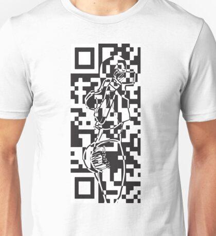 Sexy selfy B&W by Maza Unisex T-Shirt