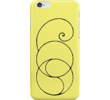 The Golden Ratio iPhone Case/Skin