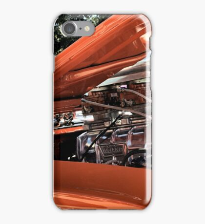 Big Blower. iPhone Case/Skin