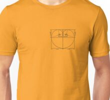 The Golden Ratio Unisex T-Shirt