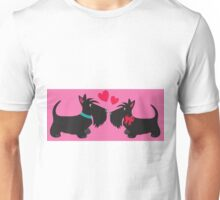 Be My Valentine – Scottie Lovers Unisex T-Shirt