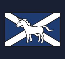 Unicorn, Scotland's National Animal by jezkemp