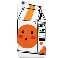 Mr.Juicy - Fresh Juice Carton - Fresh Juice Co iPhone Case/Skin