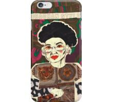 Obachan Style iPhone Case/Skin