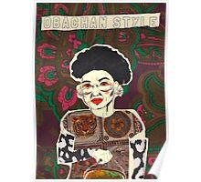 Obachan Style Poster