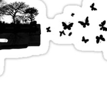 Peace by Piece Sticker