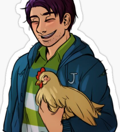 Shane + Charlie Sticker