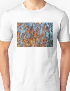 Metal rust background T-Shirt