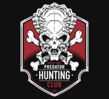 Predator Hunting Club Baby Tee