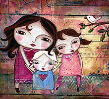 Oh I love my kids by Katherine McDonald