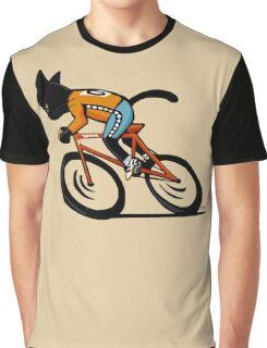 Cycle sport Graphic T-Shirt