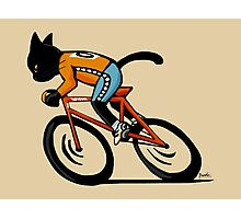 Cycle sport Photographic Print