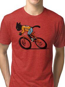 Cycle sport Tri-blend T-Shirt
