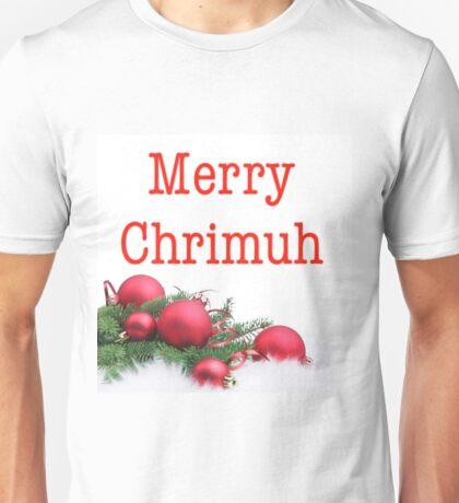 Merry Chrismuh Unisex T-Shirt