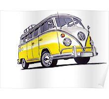 Volkswagen T1 Poster