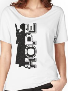 Leia and her Hope Women's Relaxed Fit T-Shirt