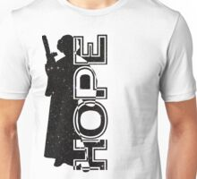 Leia and her Hope Unisex T-Shirt