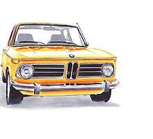 BMW 2002 Tii by BSJC