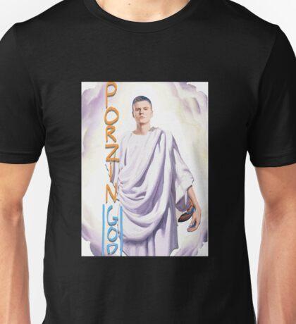 kristaps porzingis Unisex T-Shirt