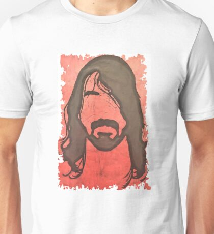 Original Dave Grohl Batik  Unisex T-Shirt
