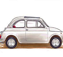 Fiat 500 by BSJC