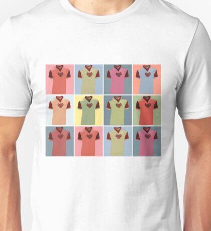 Half Man Half Biscuit - Dukla Prague Away Kit Unisex T-Shirt