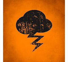 Cloud and storm Photographic Print