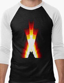 wolverine fire Men's Baseball ¾ T-Shirt