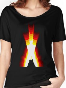 wolverine fire Women's Relaxed Fit T-Shirt