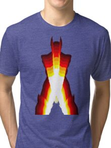 wolverine fire Tri-blend T-Shirt