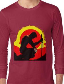 wolverinesunset Long Sleeve T-Shirt