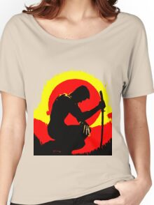 wolverinesunset Women's Relaxed Fit T-Shirt