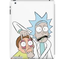 SEE THIS MORTY!! iPad Case/Skin